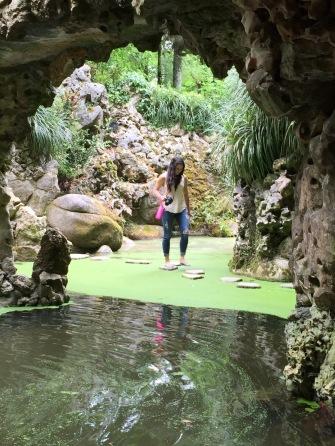 Quinta da Regaleira in Portugal