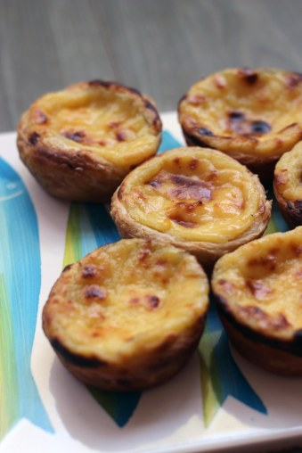Pasteis de Nata, Portuguese Custard Tarts