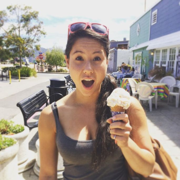 ice cream in tiburon san francisco california