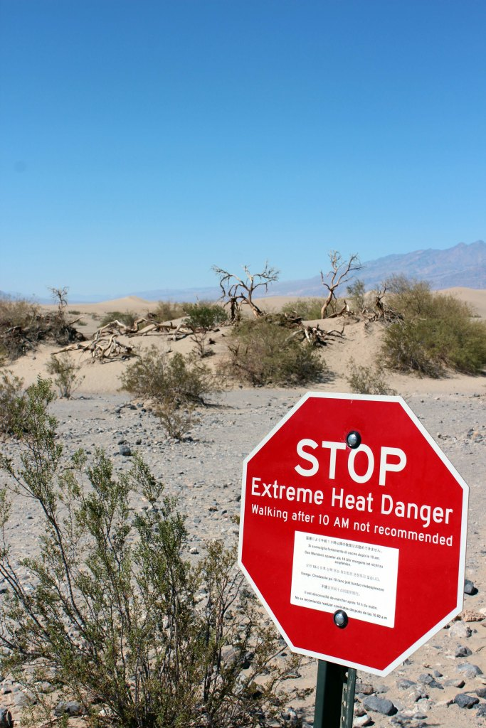 stop hot death valley