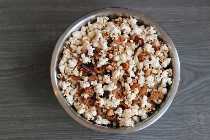 popcorn party mix