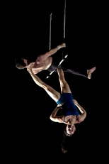 double trapeze peter pan