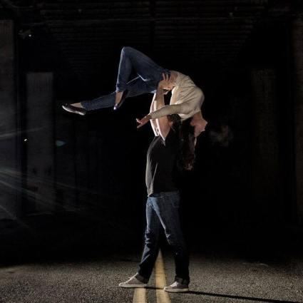 partner acro balance